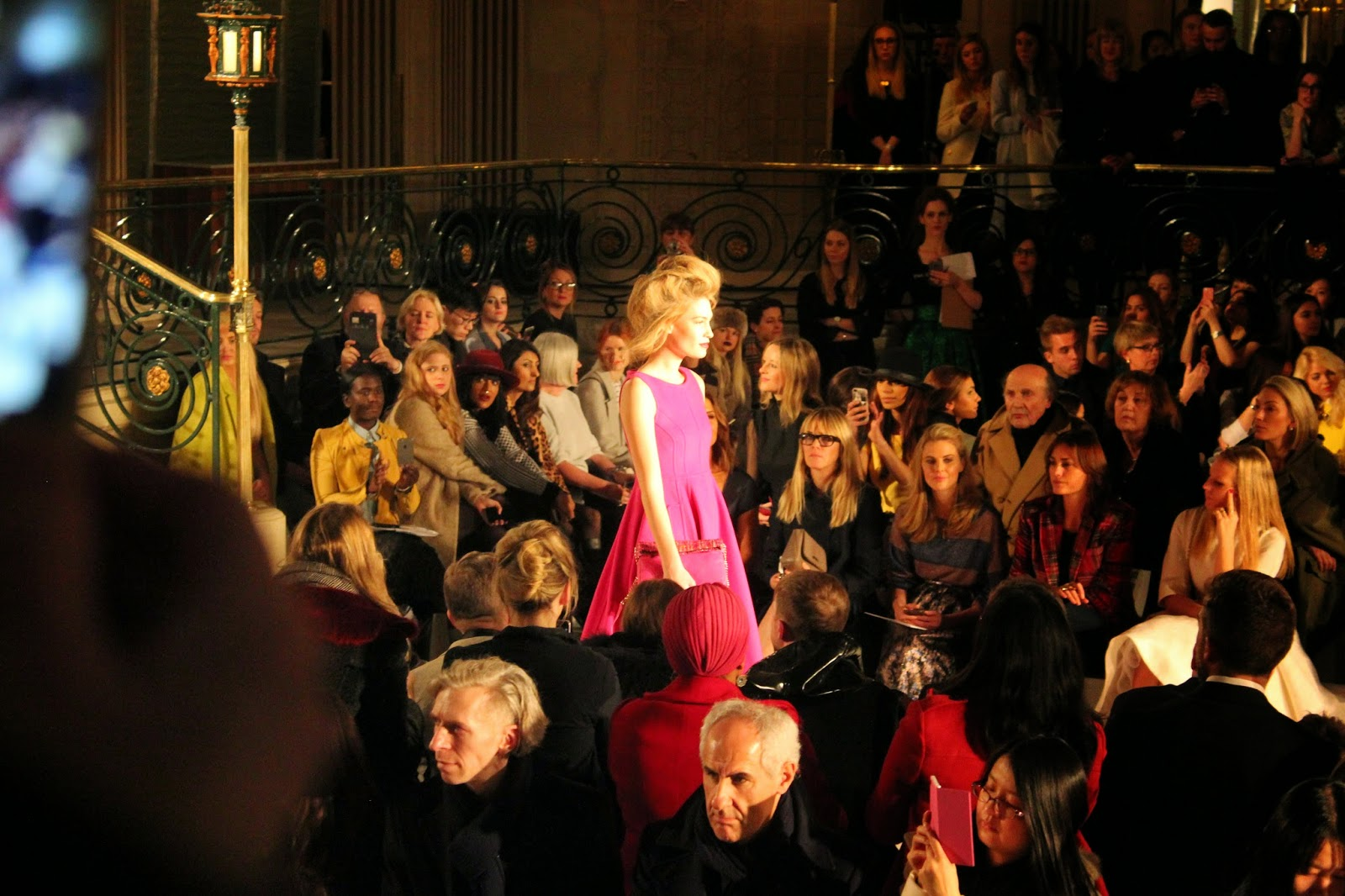 london-fashion-week-lfw-paul-costelloe-waldorf-hilton-catwalk-models-runway-dresses-collection-spring-summer-2015-ss15