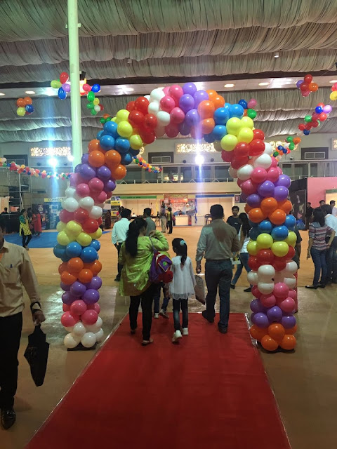 9th edition of the Krackerjack Karnival concludes as a roaring success with kids and their families