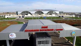 Террористы обстреляли аэропорт на юго-востоке Турции