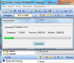ISO di Windows7