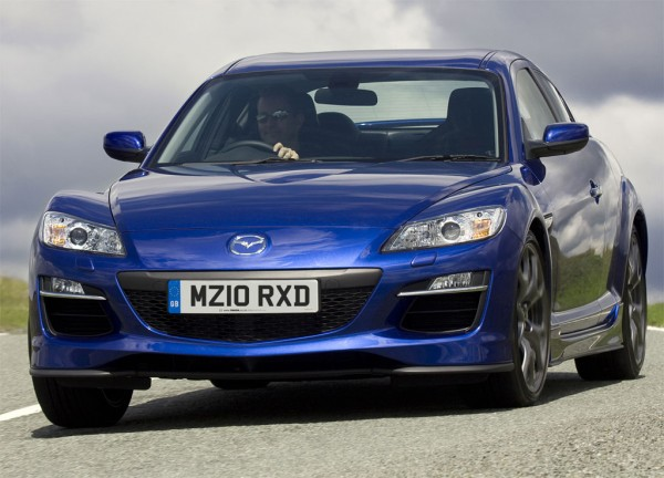 Cool Car Wallpapers 2011 Mazda Rx8
