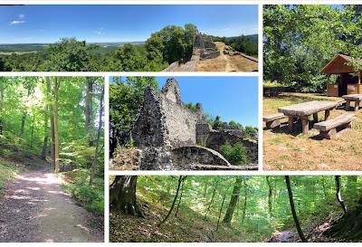 Mozdulj ki! Irány a Tátika-várrom a Balaton-felvidéki Nemzeti Parkban!