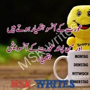 Funny Poetry In Urdu 2 Lines