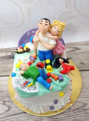 tort dla tatusia