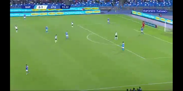 ⚽️⚽️⚽️ Live Serie A Napoli Vs Atalanta ⚽️⚽️⚽️
