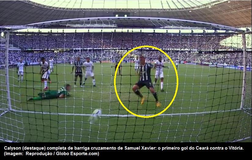 96ea23b825 O Ceará sabia da importância da partida e cumpriu à perfeição seu papel.  Manteve sua já conhecida defesa impenetrável