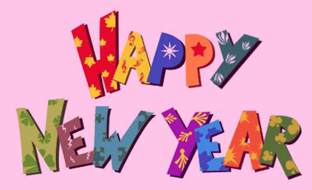 New Year Advance messages