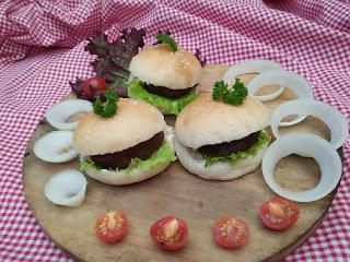 Burger, Mini burger, Bun Burger, Burger Murah