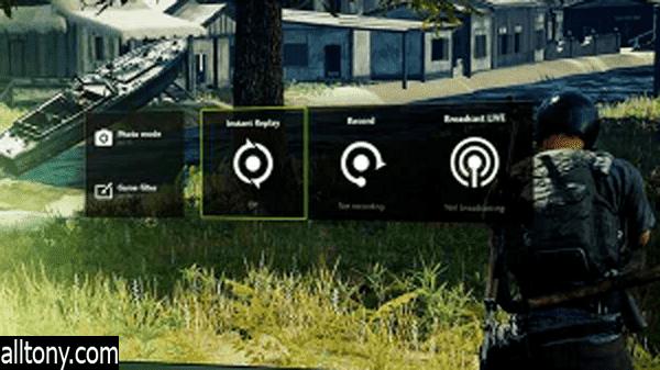 برنامج مجاني لتسجيل الشاشة للبرامج والالعاب والبث المباشر GEFORCE EXPERIENCE