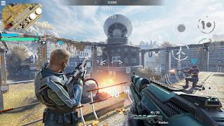 تحميل لعبة Infinity Ops: Online مهكرة للاندرويد