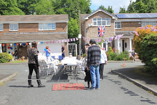 A Jubilee Street Party with Pop-Up Adventure Play