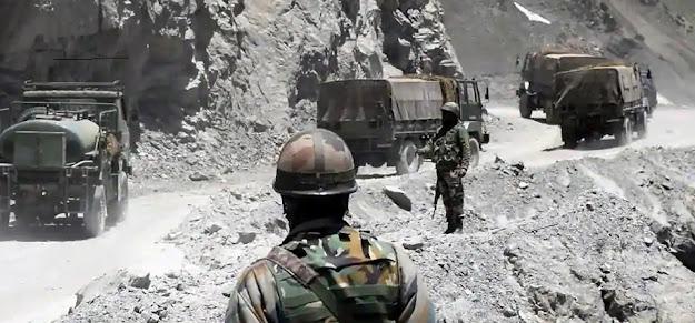 भारत-चीन सीमा: भारतीय सैनिकों ने गालवन क्षेत्र में चीनी सैनिकों की यथास्थिति को बदलने से रोकने की कोशिश की। कार्रवाई में 20 सैनिक मारे गए हैं।  अपडेटेड न्यूज़