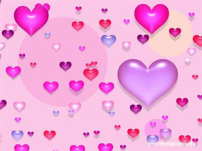 Papier-peint-d'-amour-coeurs