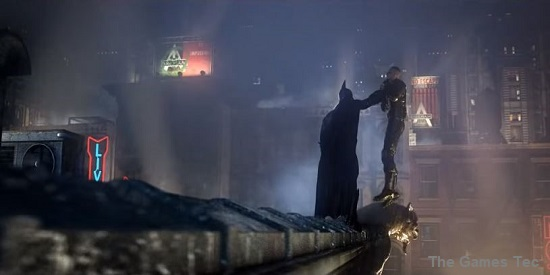 Batman Arkham City PC Game - An Action Adventure Game