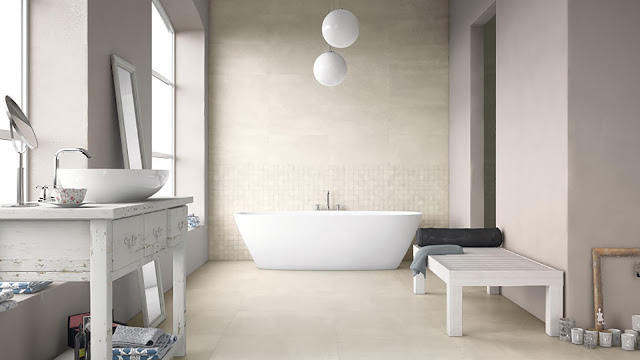 Tiles for floor design with Fincibec Group