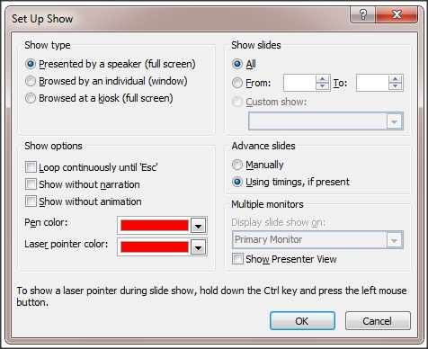 Change the default font in PowerPoint