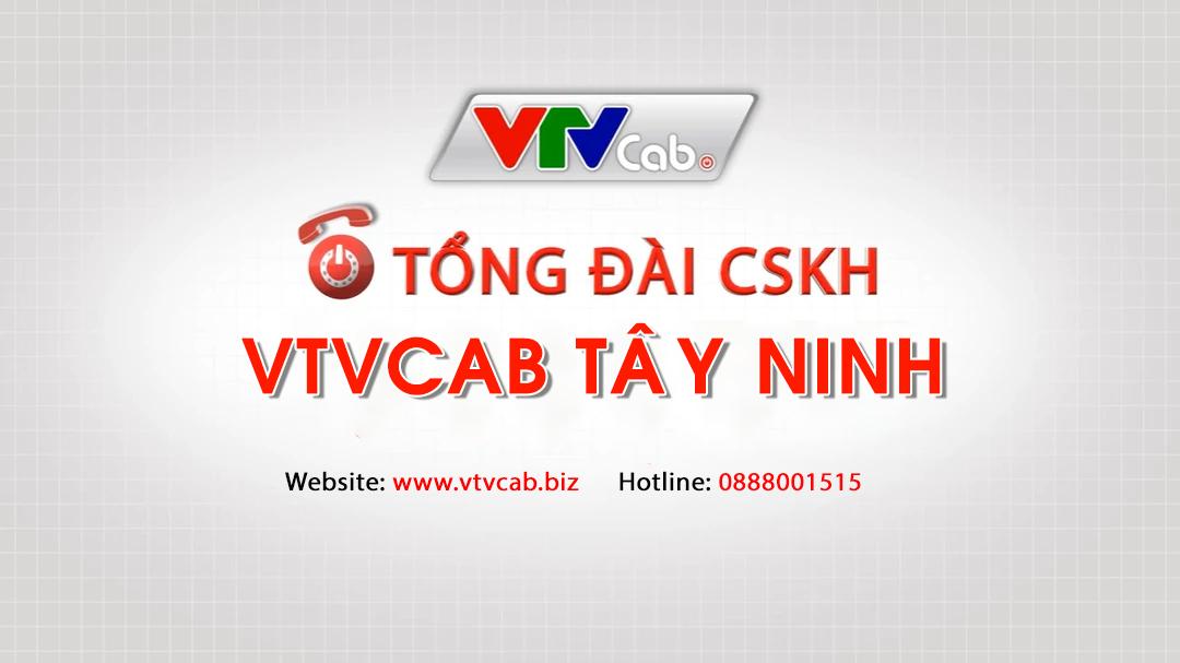 Tổng đài VTVcab ở Tây Ninh