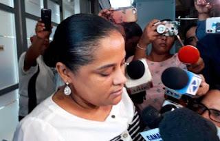 Resultado de imagen para La exfiscal de Villa Váasquez, detenida