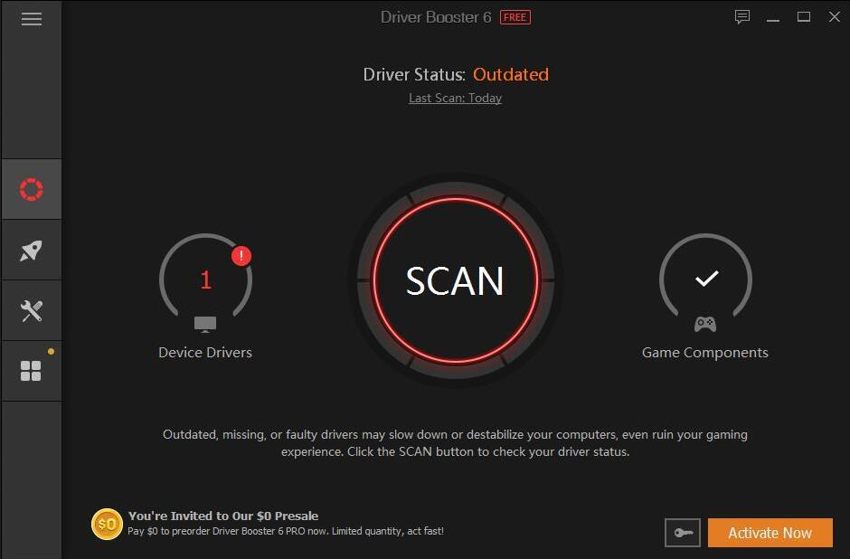 Tải Driver Booster 6 - Phần mềm tự động cập nhật Driver cho PC