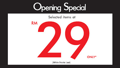 G2000 Malaysia Mitsui Outlet Park Opening Special