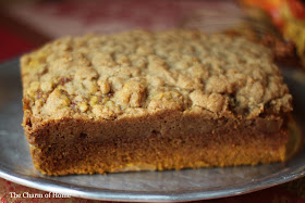 Pumpkin Bread The Charm of Home