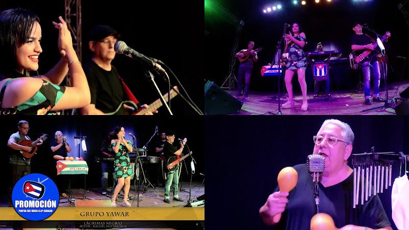 Grupo Yawar & Edwin Vichot - ¨Lágrimas negras¨ (Miguel Matamoros) Videoclip. Portal Del Vídeo Clip Cubano. Música popular cubana. Son. Cuba.