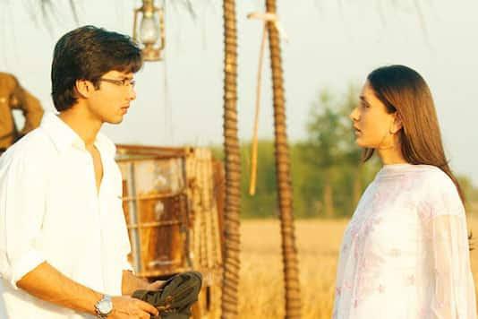 A Bollywood movie scene