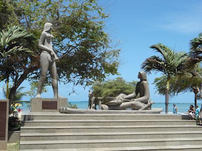Foto divulgação - site Prefeitura de Fortaleza - Matéria Mucuripe - BLOG LUGARES DE MEMÓRIA