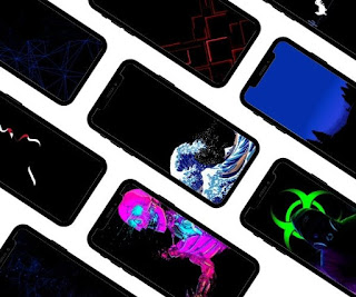 9 COOL AMOLED WALLPAPERS