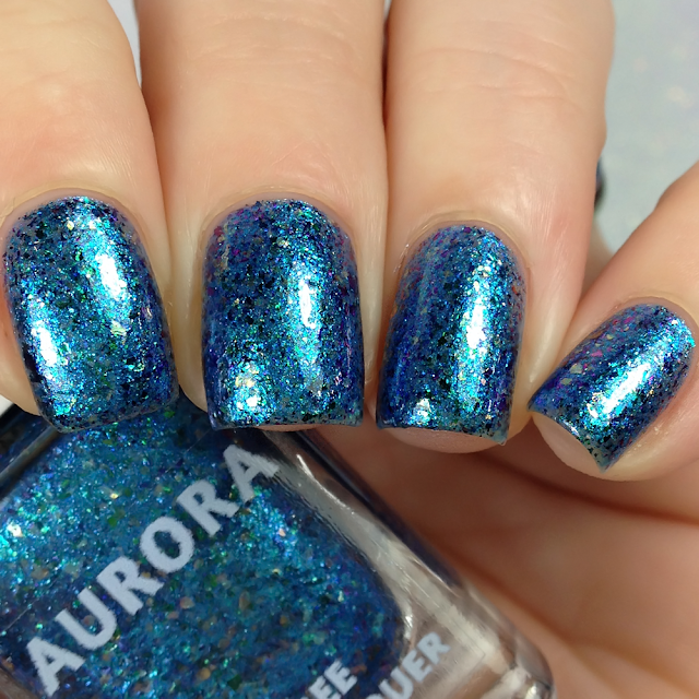 Aurora Nail Lacquer-My Ruling Planet Is Uranus