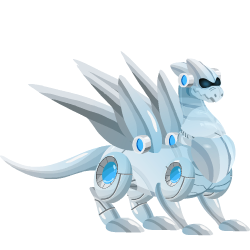 Dragón Robot