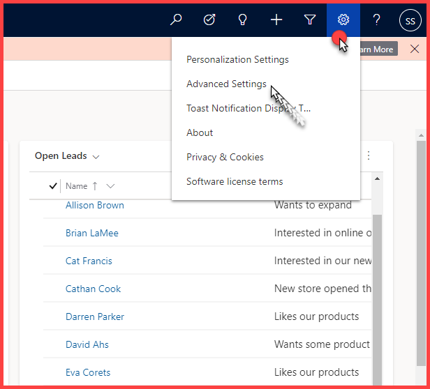 How to Find where a field is being used in MS Dynamics 365