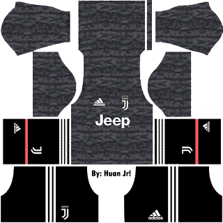kit dls juventus 2019