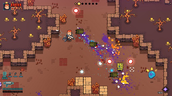 space-robinson-hardcore-roguelike-action-pc-screenshot-1