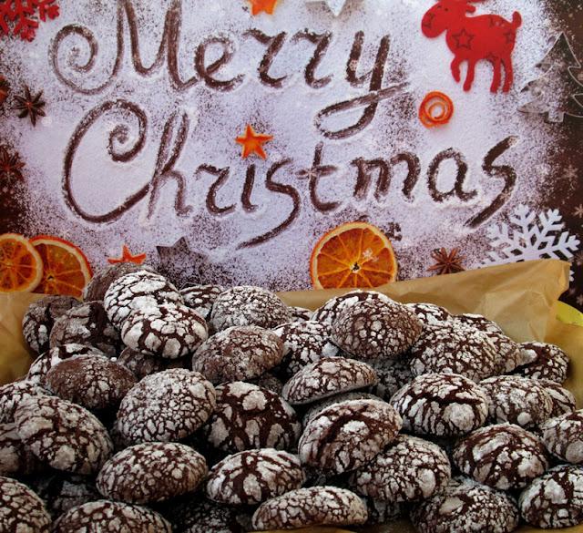 Какаови напукани сладки