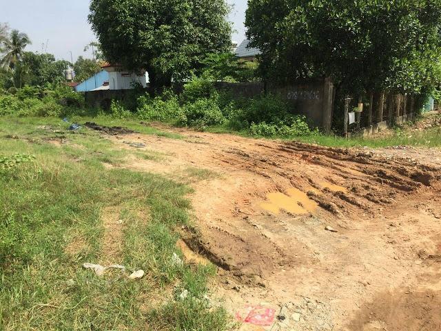 Bán đất rộng làm xưởng công ty, mặt tiền Đinh Bộ Lĩnh, Lộc An, Long Thành, Đồng Nai