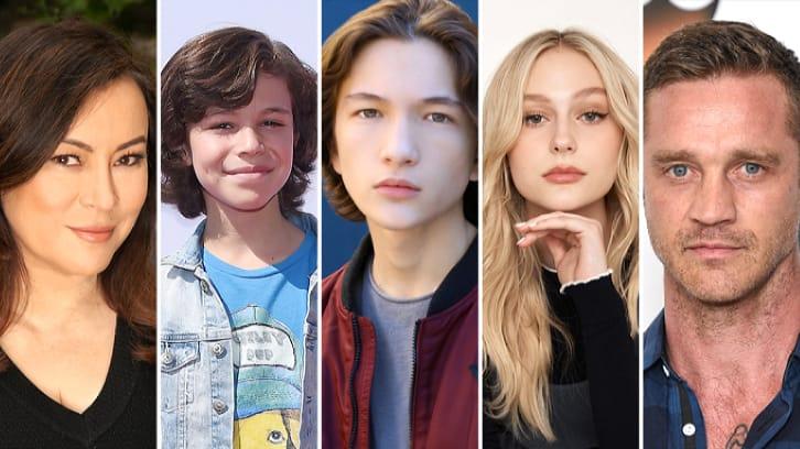 Chucky - Jennifer Tilly, Devon Sawa, Zackary Arthur, Teo Briones, Alyvia Alyn Lind & Björgvin Arnarson Join Cast