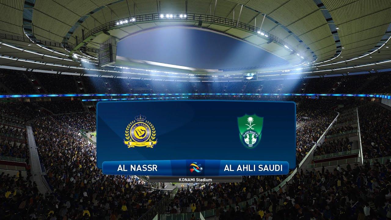 بث مباشر مباراة الأهلي والنصر