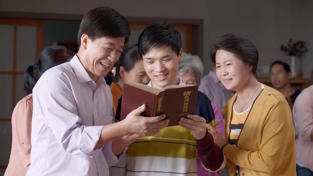 話在肉身顯現, 信心, 聰明童女, 信神