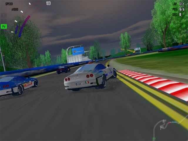 تحميل لعبة Hot Racing