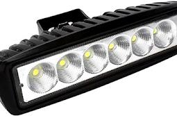 Rangkaian Lampu Sorot Mobil Otomatis