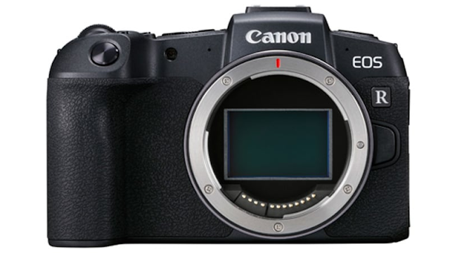 Canon EOS RP Budget Full-Frame Mirrorless Camera