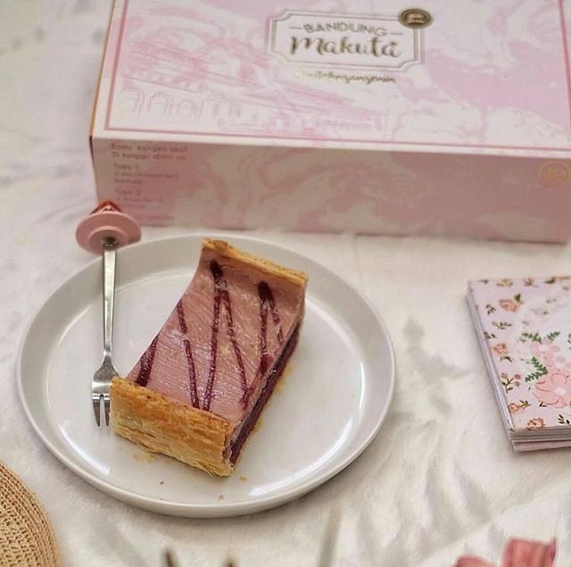 Resep Cara Membuat Bandung Makuta Cake