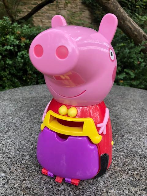 Peppa pig electronic toys, Chez Maximka