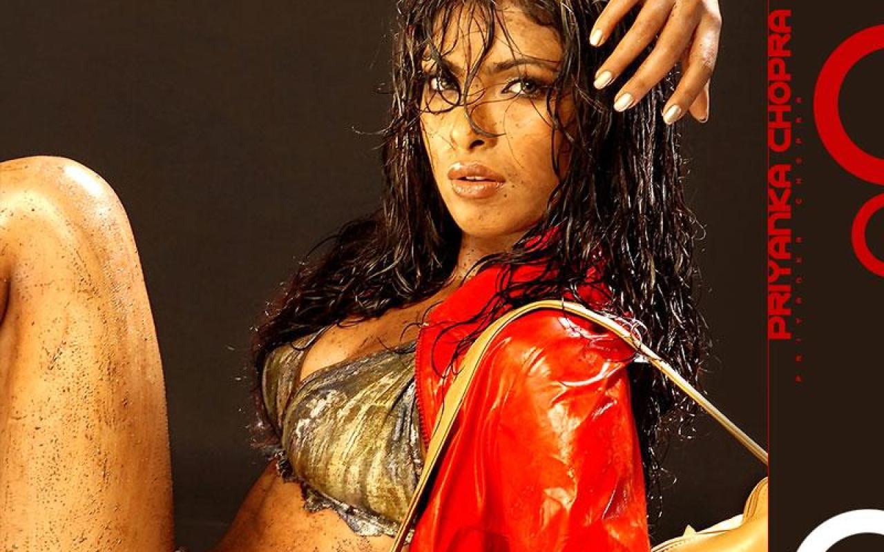 Bollywood Priyanka Chopra Hot Images 2011-5533