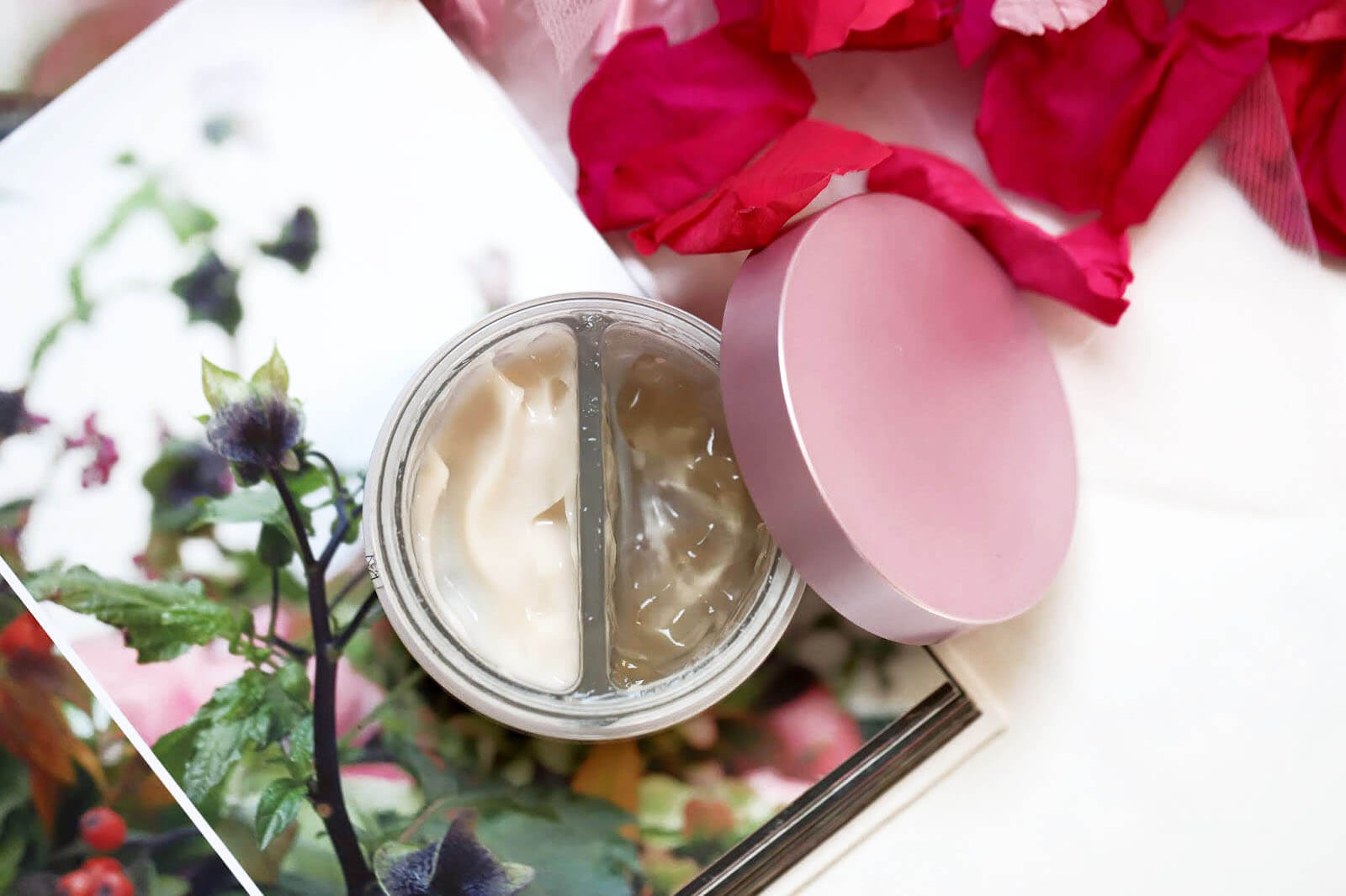 Fresh Masque Duo de Nuit A La Rose ingredients