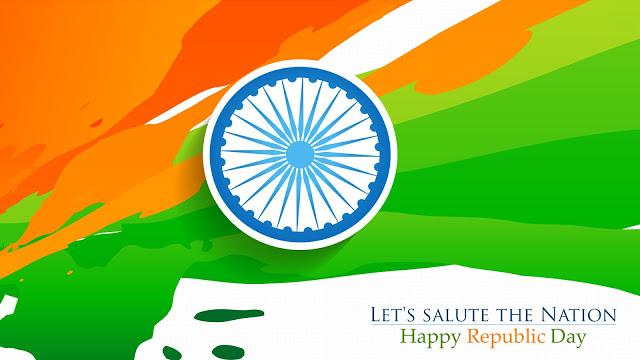 Happy Republic day 2020