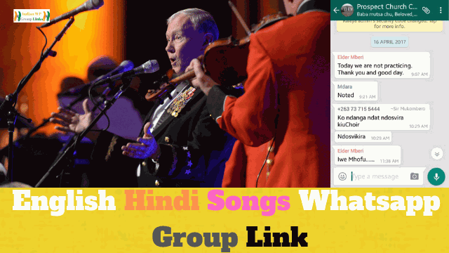 155+ Best Songs Whatsapp Group Link List Collection