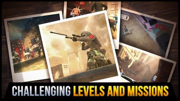 Sniper Honor é um jogo de tiro 3D que imita a realidade com a melhor experiência FPS e excelente jogabilidade. Lute contra as gangues ou abata o maior líder do crime, elimine-os em um piscar de olhos!