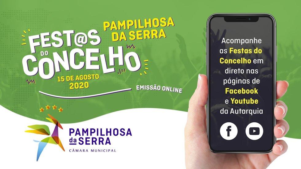 Festas de Pampilhosa da Serra 2020